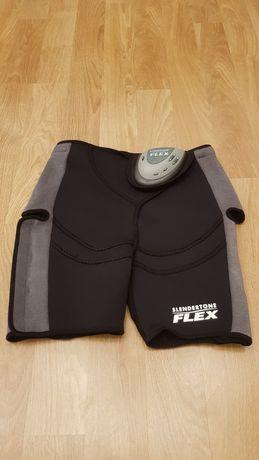 Pas ujędrniający szorty wyszczuplające Slendertone Flex fitness