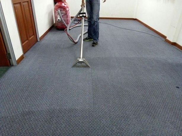 Химчистка ковролина и мягкой мебели