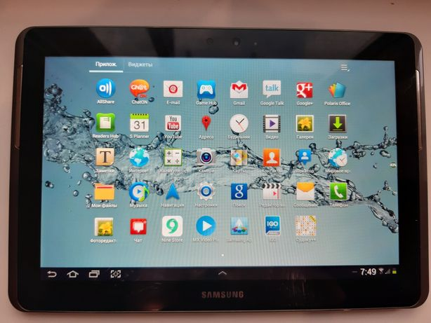 Планшет Samsung Galaxy Tab 2 10.1 3G GT-P5100 ОБМЕН