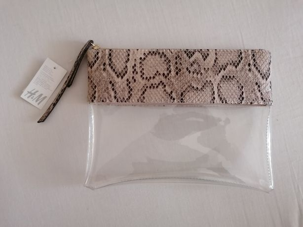 Bolsa Nova com etiqueta H&M