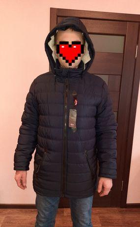 Новая зимняя мужская курточка !