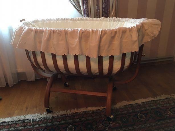Ліжечко люлька