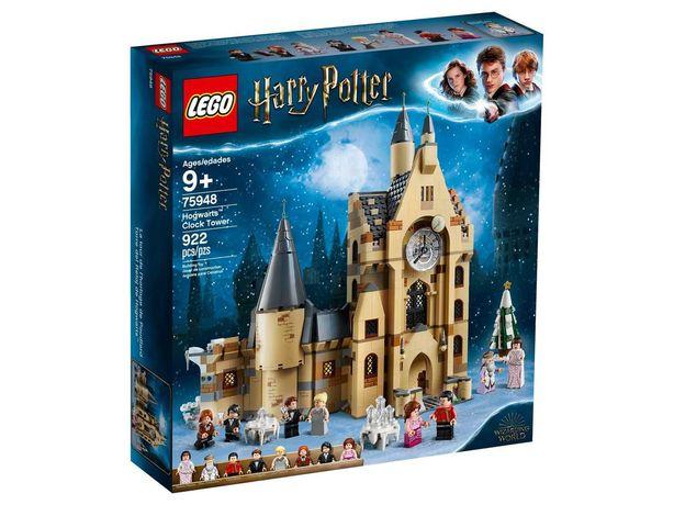 NOWY zestaw LEGO Harry Potter 75948 Wieża zegarowa na Hogwarcie