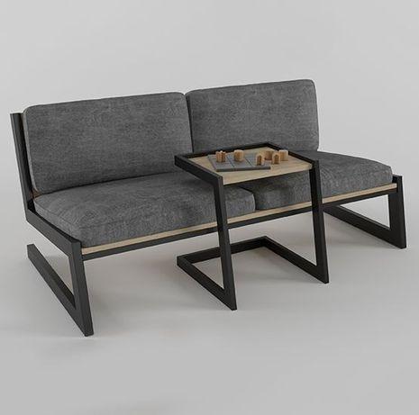 Столы в стиль Loft, барные стойки,обеденный стол,диван для кафе,