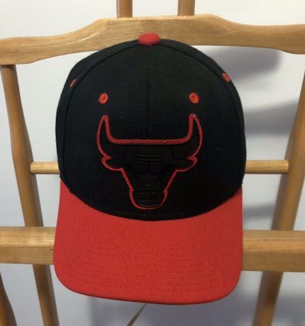 кепка Chicago Bulls Чикаго Буллз