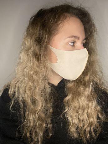 Тканевая многоразовая маска Питта, розница/опт