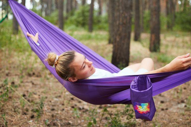 Гамак от Calm-outdoor - компактный , лёгкий, прочный
