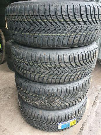 Nowe koła felgi stalowe 5x108 et47 215/60/16 Michelin Zimowe