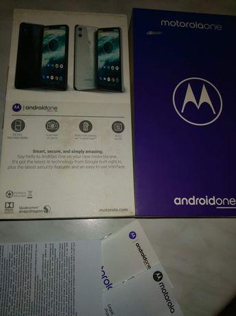Motorola One Nowa + Gratisy/Premium YT itp