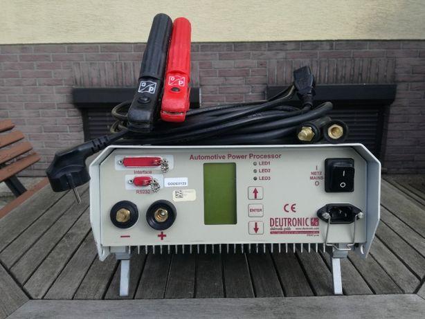 Prostownik komputer Deutronic DBL1200-14 zasilacz ładowarka kable