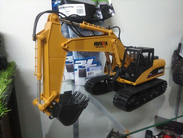 Maquina de trabalho rc escavadora