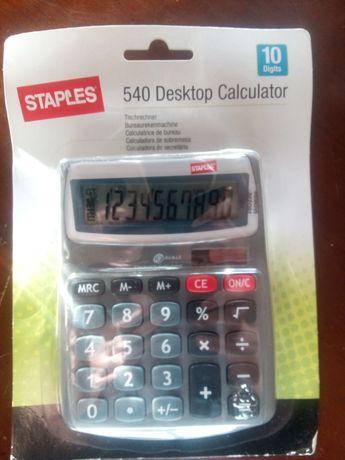 Calculadora nova Staples