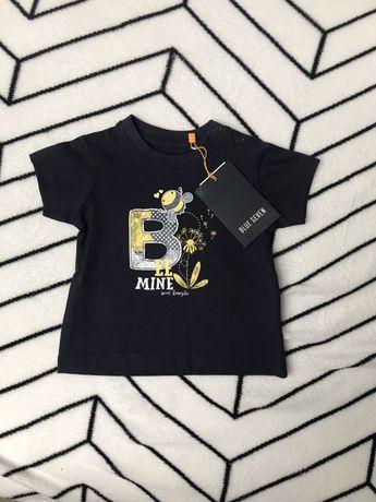 Nowa koszulka tshirt bluzka niemowlak rozmiar 62 3-6miesiecy