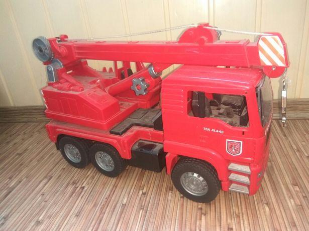 Пожарная машина брудер Bruder