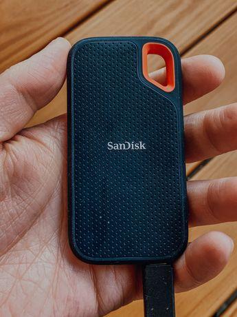 SSD 1TB   Sandisk Extreme Type-C
