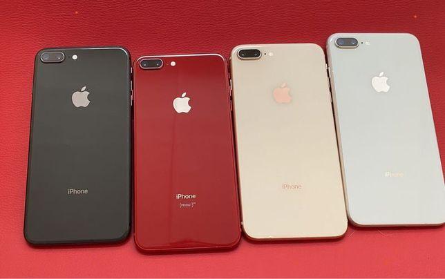 Iphone 8+ plus плюс 64Gb Neverlock все цвета! Гаиантия