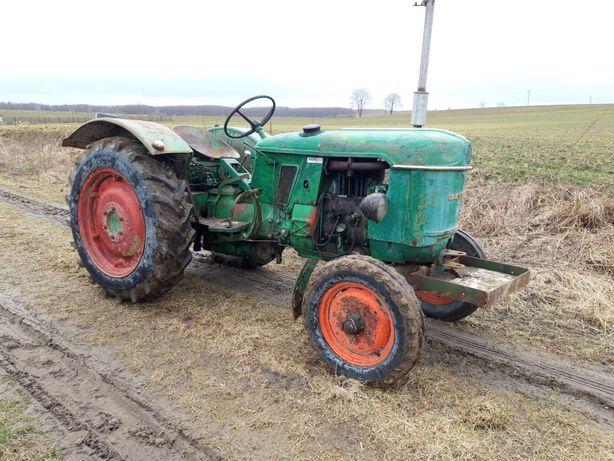 Traktor zabytkowy deutz d26