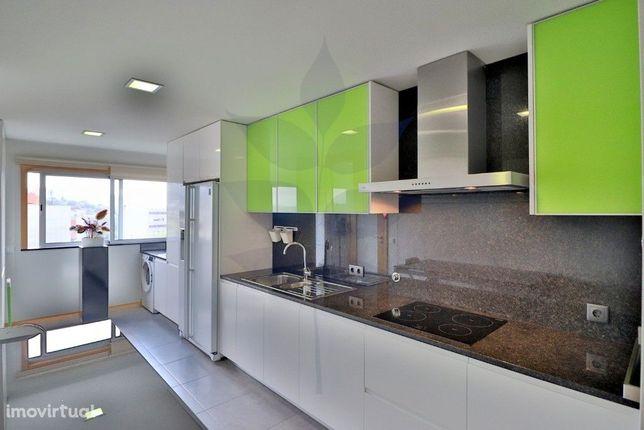 Apartamento T3 para arrendamento em Gualtar - Mobilado E Equipado