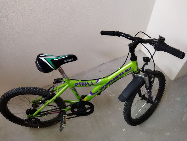 Велосипед детский на 5-9лет