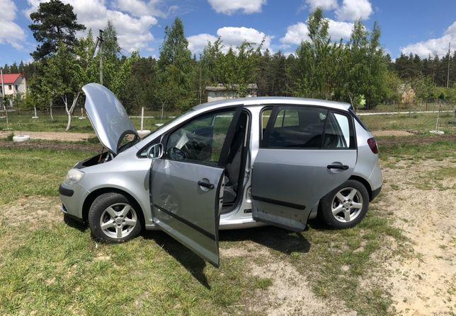 Продаж Volkswagen Golf Plus 1.4
