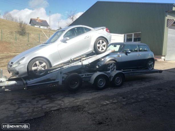 Outra não listada Sam Reboque para 2 automóveis