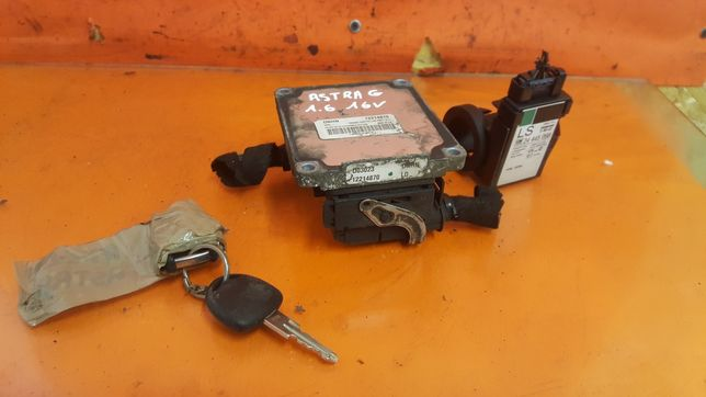 Zestaw startowy Opel Astra G 1.6 16v