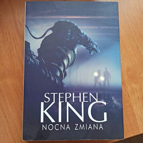 S. King Nocna Zmiana