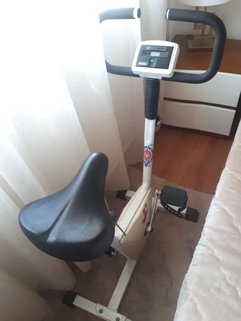 Bicicleta estática usada
