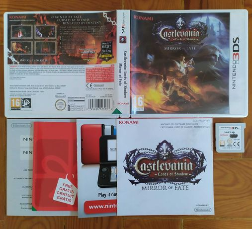 Castlevania Lords Of Shadow: Mirror Of Fate - Nintendo 3DS