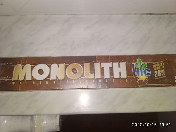 Электроды monolith 4мм 5 кг