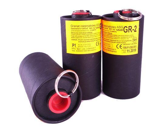 Granat Rozpryskowy ASG GR-2