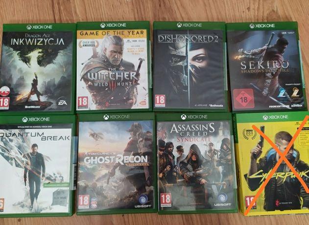 Gry Xbox one używane