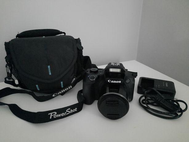 Apatat Canon Sx60hs +Gratis lampa