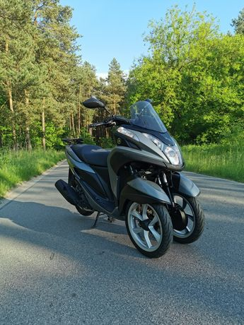 Yamaha Tricity 125ccm Kat B, Raty, transport