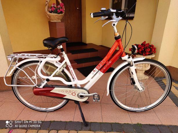 Rower miejski holenderski SPARTA Amazone BDB.STAN ZOBACZ GO !