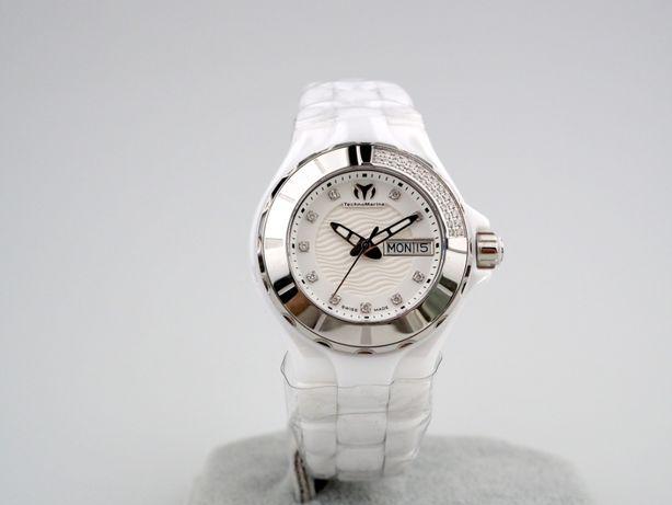 Женские новые часы Technomarine Cruise White Diamonds 36 мм