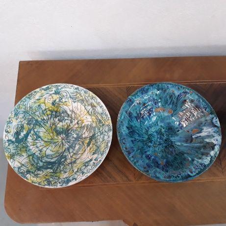 Misa ceramiczna ręcznie malowana