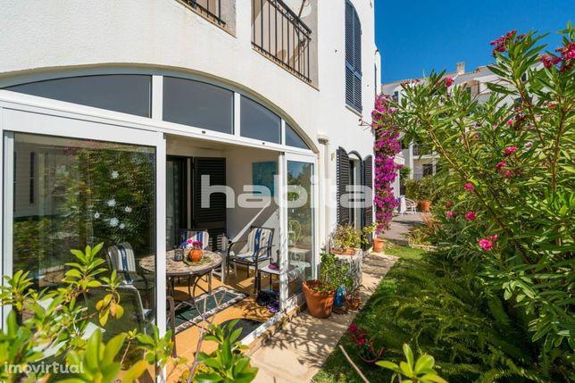 Ground Floor T1 with Garden in Praia do Vau