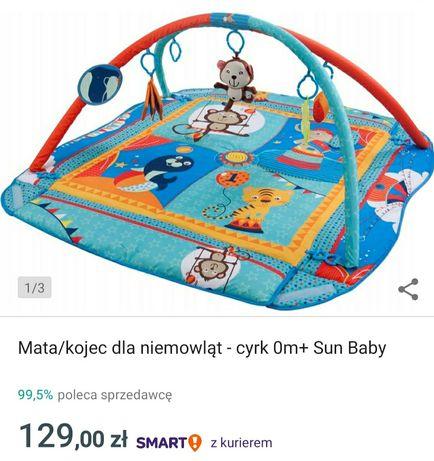 Mata/kojec dla niemowląt 0+