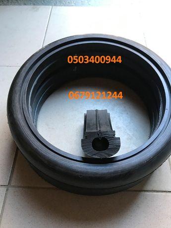 Бандаж НИКА 320х50 (С3М-4-01.220) шина атмосферного давления к сеялкам