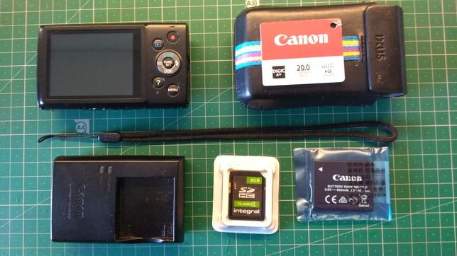 Canon ixus 172 - 20 Megapixels