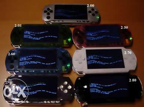 Прошивка, ремонт, установка игр на Play Station 3, PSVita, PSP