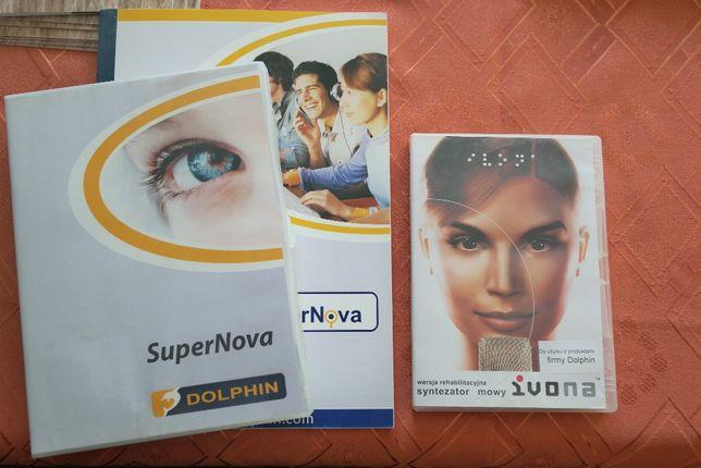 Supernova wersja 7.0 program powiększająco/udżwiękawiający