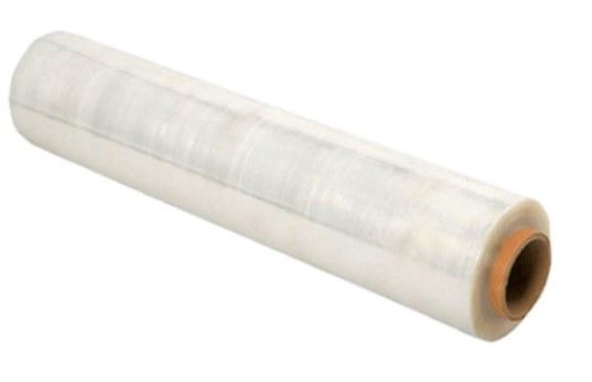 Folia Stretch Ręczna 3 kg 2,5 kg 2 kg 1,5 kg Transparentna i Czarna