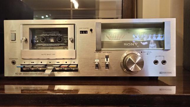 Magnetofon Sony TC-U2