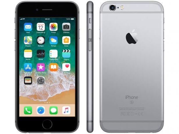 Iphone 6 - Cinzento
