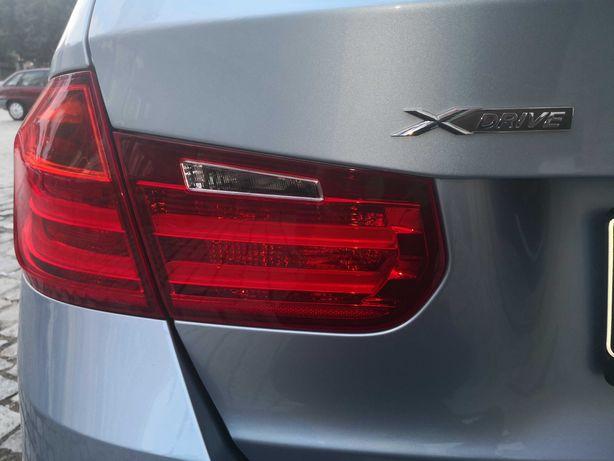 BMW 320 xDrive 184PS kombi F31 2014r zadbana, el hak.