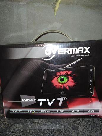 Tv overmax 7cali