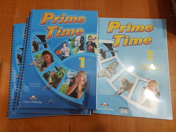 Prime Time 1, Prime Time 2. Друк, печать книг