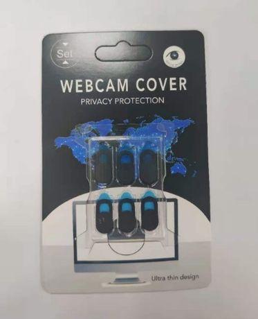 6 Webcam Covers / Autocolante Protetor Camara